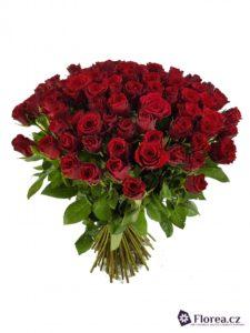 Rozvoz květin a růží v Mostě