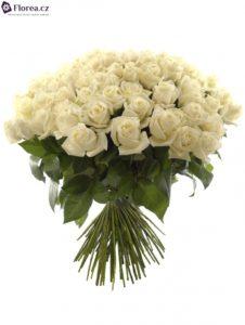 Květiny jako dárek - kytice